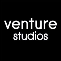 Thick Font Venture Logo